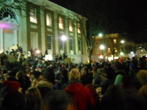 City Hall Demo
