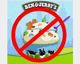 Boycott Ben & Jerry's