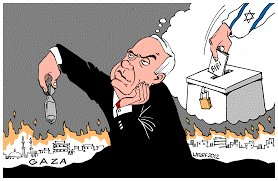 Netanyahu Last Stand